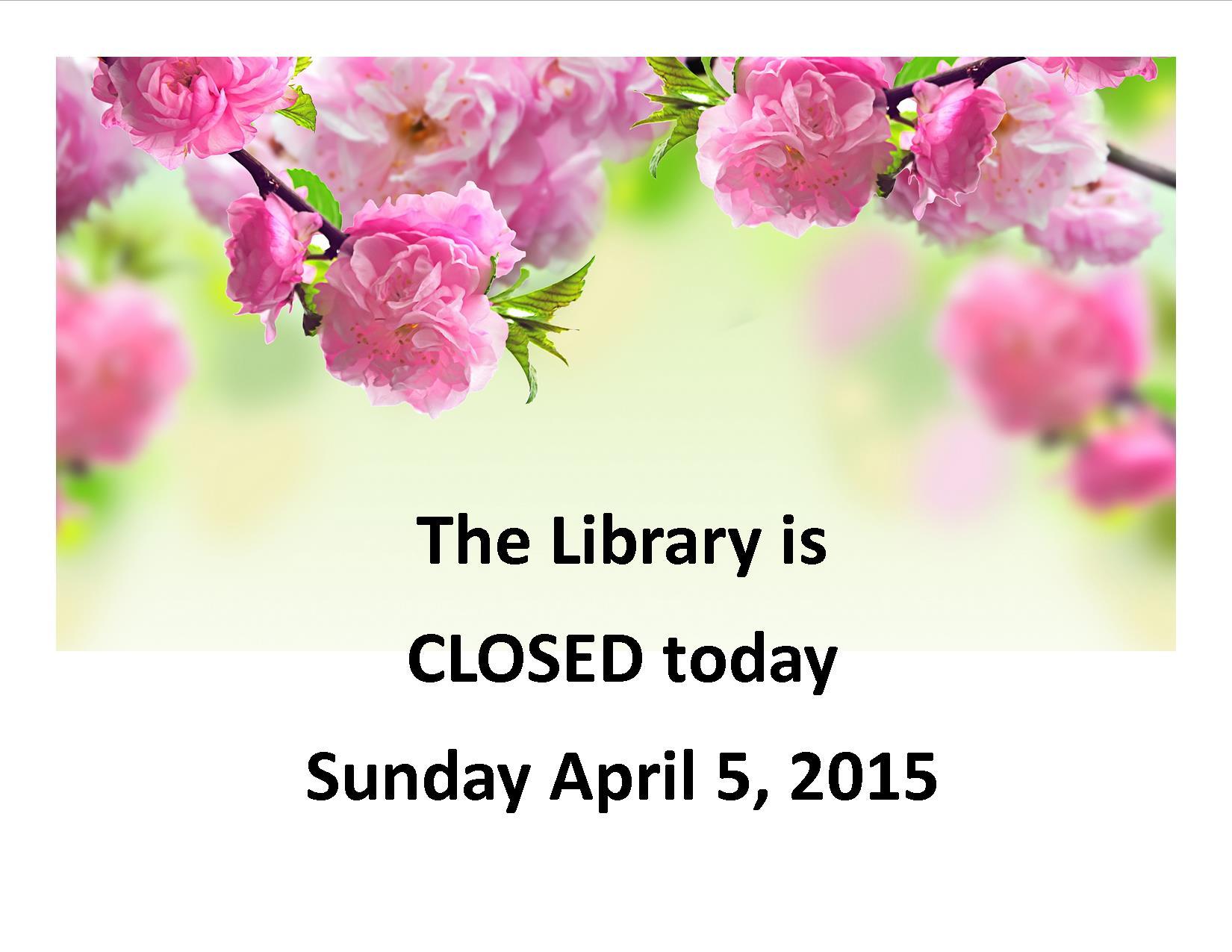 Spring Closing