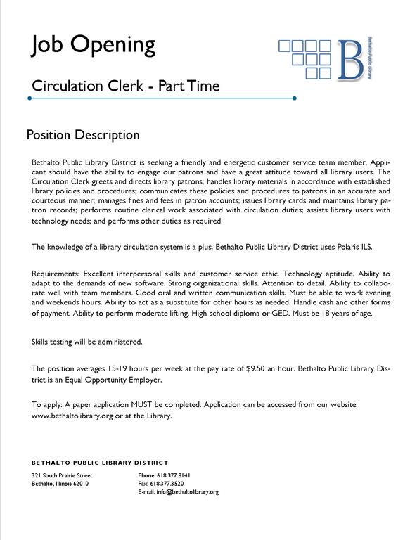 Clerk Position Description.png