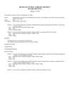 January 16, 2020 Board Minutes