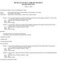 May 21, 2020 Board Minutes