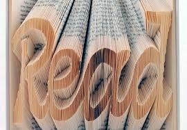 Book Art Read